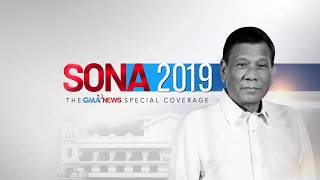 President Duterte 2019 State of the Nation Address (SONA 2019): July 22, 2019