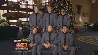 """West Point and the Naval Academy Exchange """"Prisoners"""" for a Semester"""
