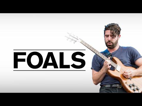 Exit - Foals (Lyrics)