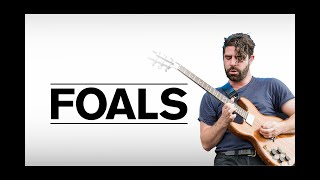 Exit - Foals (Lyrics)