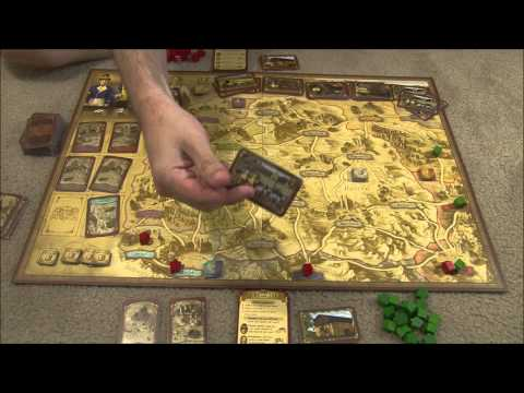 Game Fondue Reviews: Thurn and Taxis