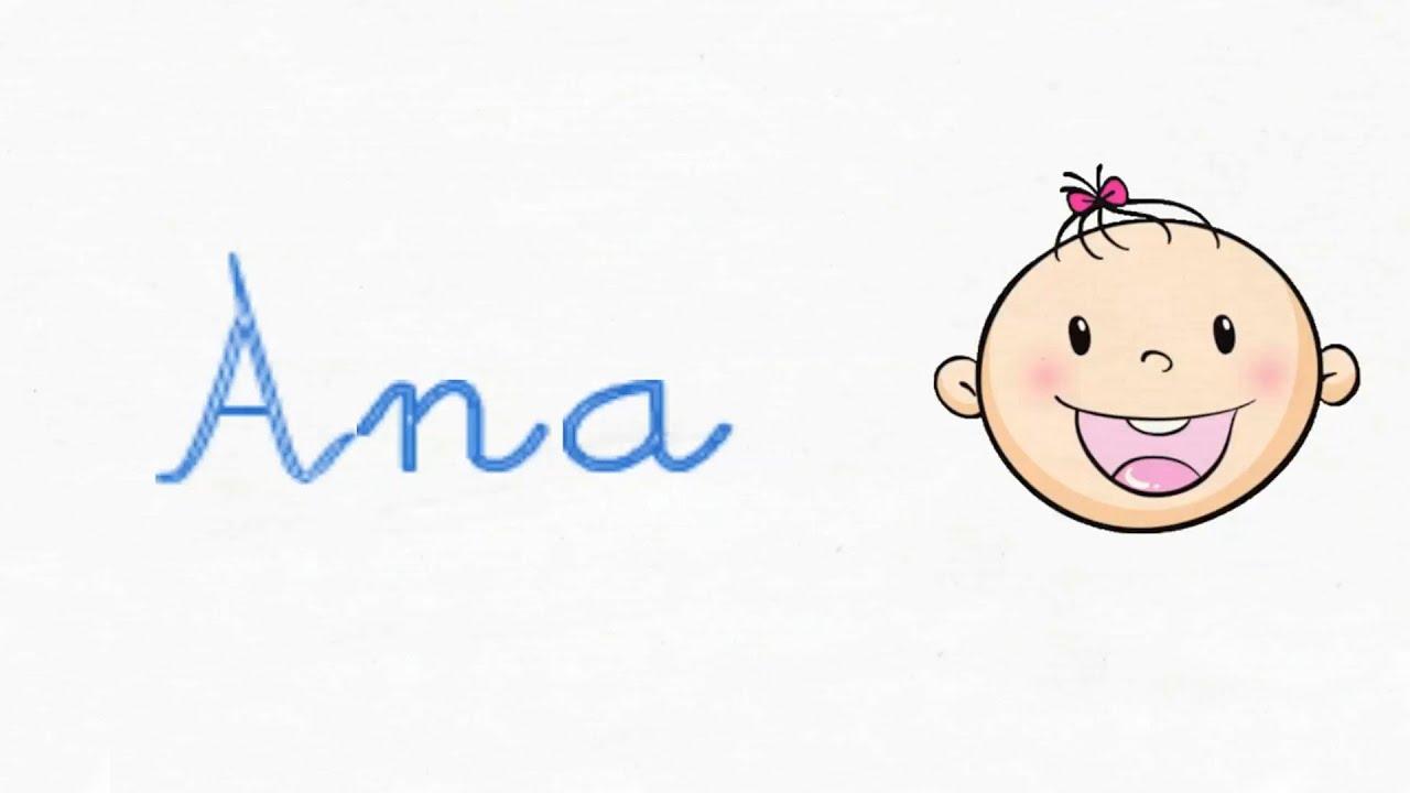 Origen del nombre Ana - Significados de nombres para bebés