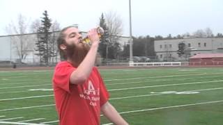 Mr. Beery's Beer Mile