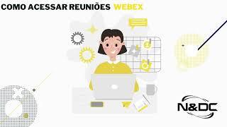 Como acessar reuniões Cisco Webex