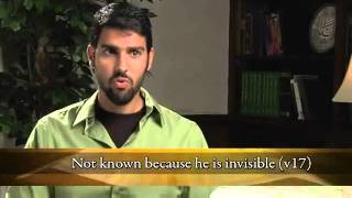 Muhammad (p) in the Bible -- Who is the Comforter