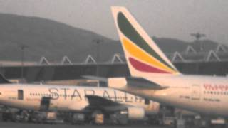 preview picture of video 'Bole International Airport Addis Ababa April 2012 by Yebbo.com'