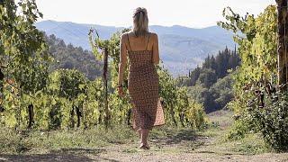 WINE TASTING IN TUSCANY ITALY