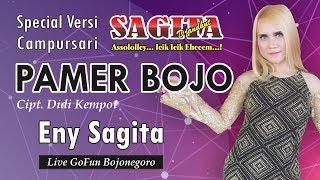 PAMER BOJO Versi CAMPURSARI SAGITA ( ENY SAGITA Live Gofun Bojonegoro 31 Desember 2018 )