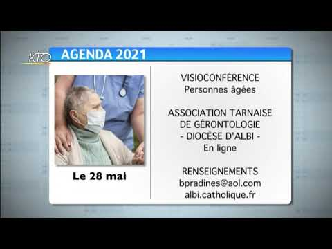 Agenda du 17 mai 2021