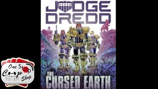 Judge Dredd: The Cursed Earth | Solo Playthrough