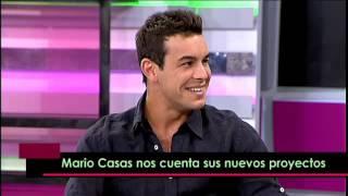 Марио Касас, Entrevista Mario Casas (Parte 2)