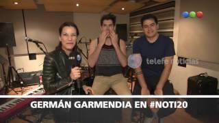 "Germán Garmendia presenta ""Ancud"" - NOTI.20"
