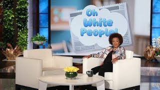 Wanda Sykes Plays 'Oh, White People,' and Reveals Her Cut Scene from 'Us'