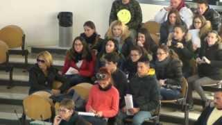 preview picture of video 'Il Faro on line - A Fiumicino il Rapporto immigrazione 2013, dossier statistico'