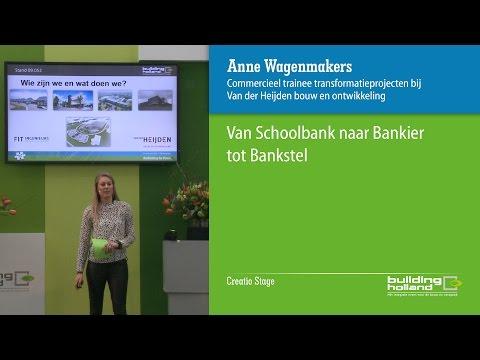 Van Schoolbank naar Bankier tot Bankstel