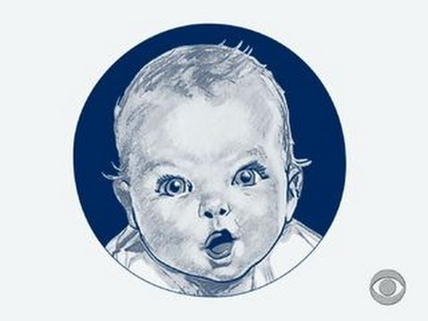 The Origin Story of the Gerber Baby, and Who It Became