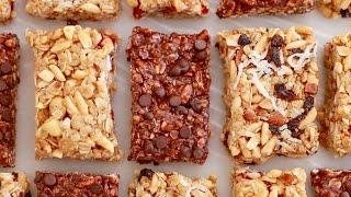 No-Bake Granola Bars (Back To School Recipe) Gemmas Bigger Bolder Baking Ep 139