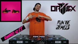 DJ DATFLEX - GOONIES VS. E.T. ROUTINE | RUN THE JEWELS 🏃🏻♂️💨 💎