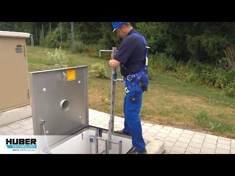Video: HUBER-Schachtausrüstung - Produktion und Einsatz