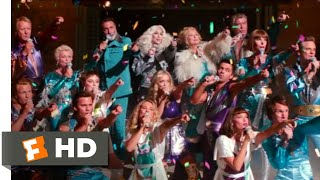 Mamma Mia! Here We Go Again (2018)   Super Trouper Scene (1010) | Movieclips