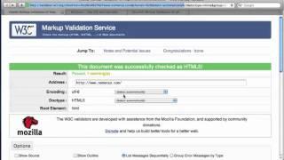 Validating Code