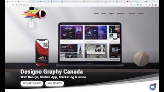 Designo Graphy Canada - Video - 1