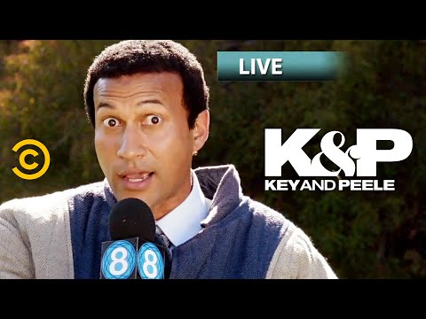 Local News Dog Fail – Key & Peele