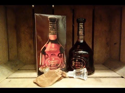 Carlos I Imperial 15  Solera Gran Reserva (Brandy Verkostung Nr.2)