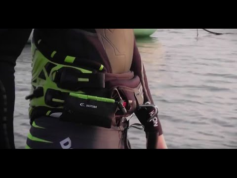 RESTUBE Sports on Kitesurfing Harness