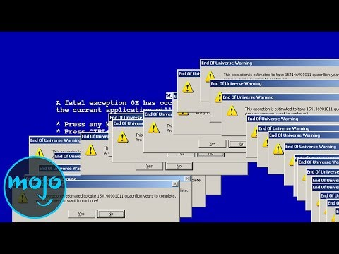 Top 10 Damaging Computer Viruses