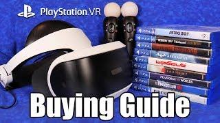 PlayStation VR (PSVR) Buying Guide for 2019 + Best 12 Games