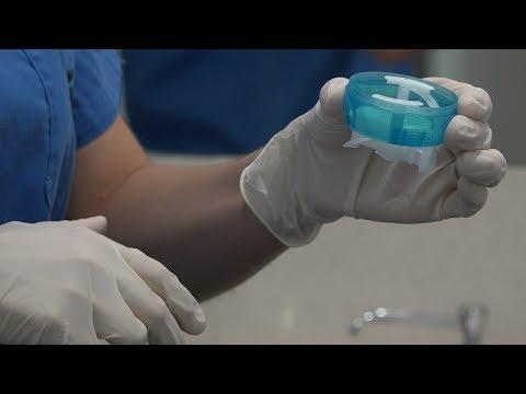 i-Port. Révolution dans l'administration de médicaments en médicine reproductive
