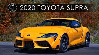 2020 Toyota Supra | Translation Problems