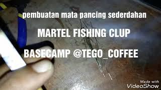 preview picture of video 'pembuatan mata pancing udang sederhana'