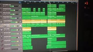 Late Night Mixing/Editing