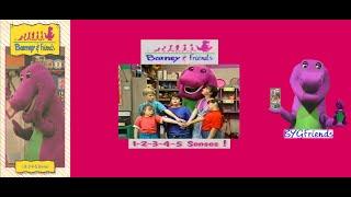 Barney & Friends Season 1, Episode 28: Home Sweet Homes aka