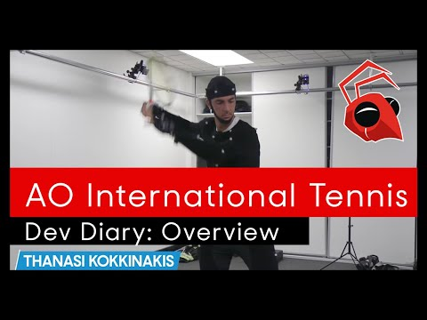 AO International Tennis Developer Diary: Overview thumbnail
