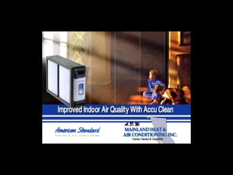 Adw Mainland Heat & Air Conditioning Inc video