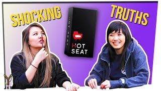 Hot Seat | Trashiest Thing I've Ever Done?? Ft. Gina Darling
