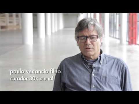 #30xbienal (Ações educativas) Paulo Venancio: Linguagem