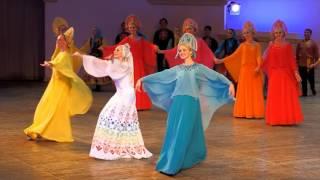 """Curtain Call Of Russian """"Beryozka"""" Dance Troupe"""