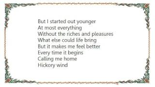 BR5-49 - Hickory Wind Lyrics