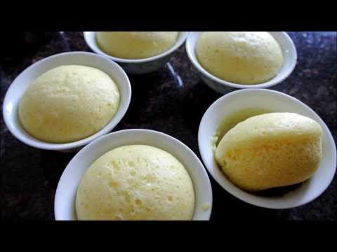 蒸蛋糕 Easy Steamed Cake Recipe