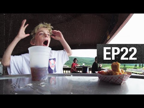 Is This A Vlog? - EP22 - Camp Woodward Season 10