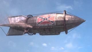Cowboys & Engines - Airship Test