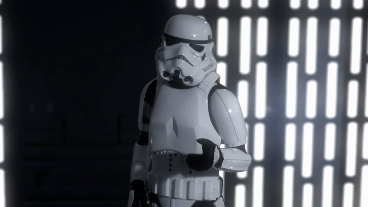The Death Star Was So My Idea