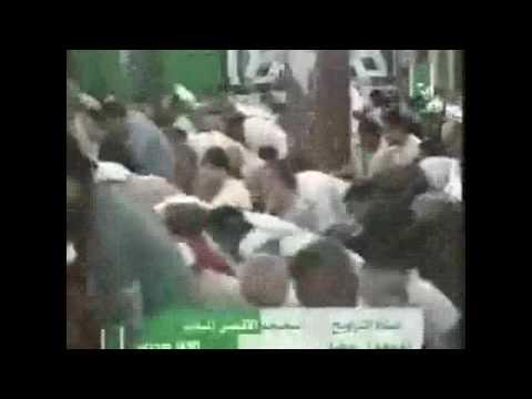 صلاة الوتر من المسجد الاقصى 7-رمضان-1430 الشيخ سعيد ملحم