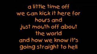Six Feet Under The Stars - All Time Low Lyrics