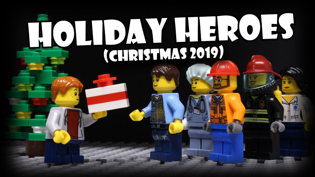 Holiday Heroes (Lego Christmas 2019)
