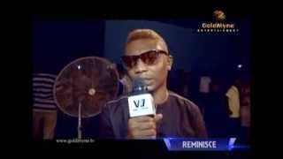 REMINISCE   Daddy Ft. Davido [Behind The Scenes]